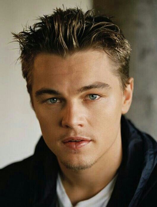 My Oh My Mens Hairstyles Cool Hairstyles For Men Young Leonardo Dicaprio