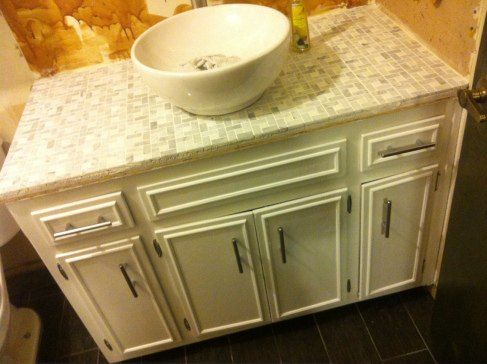 11 low cost ways to replace or redo a hideous bathroom on replacement countertops for bathroom vanity id=58456