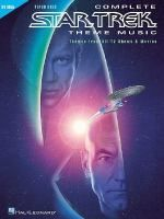 Musical Score: Complete Star Trek Theme Music