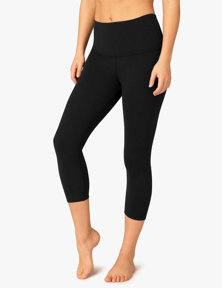 b519fe6d583fd3 Walk and Talk High Waisted Capri Legging in 2019 | Fitness Style ...