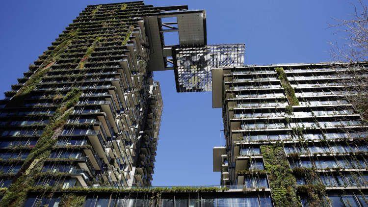 No Brainer How Food Scraps Sewage Can Power Apartments Infrastructure Renewable Energy Water Utilities