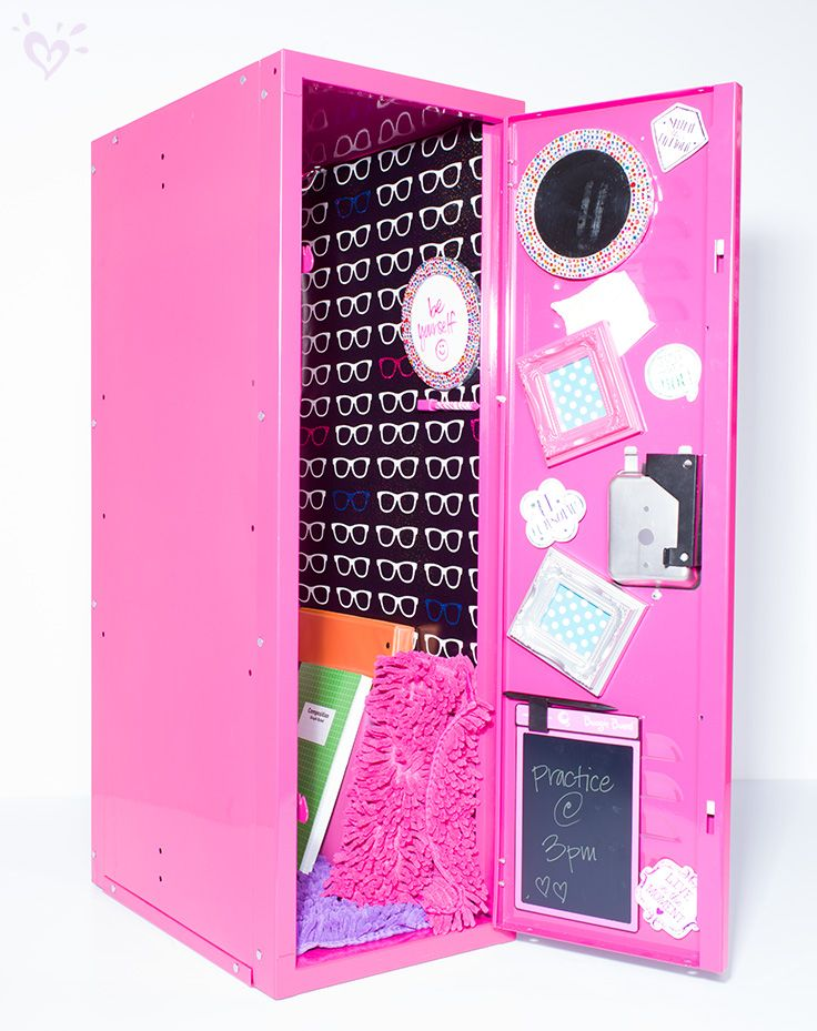 Totally Transform Your Locker With Have To Have Accessories
