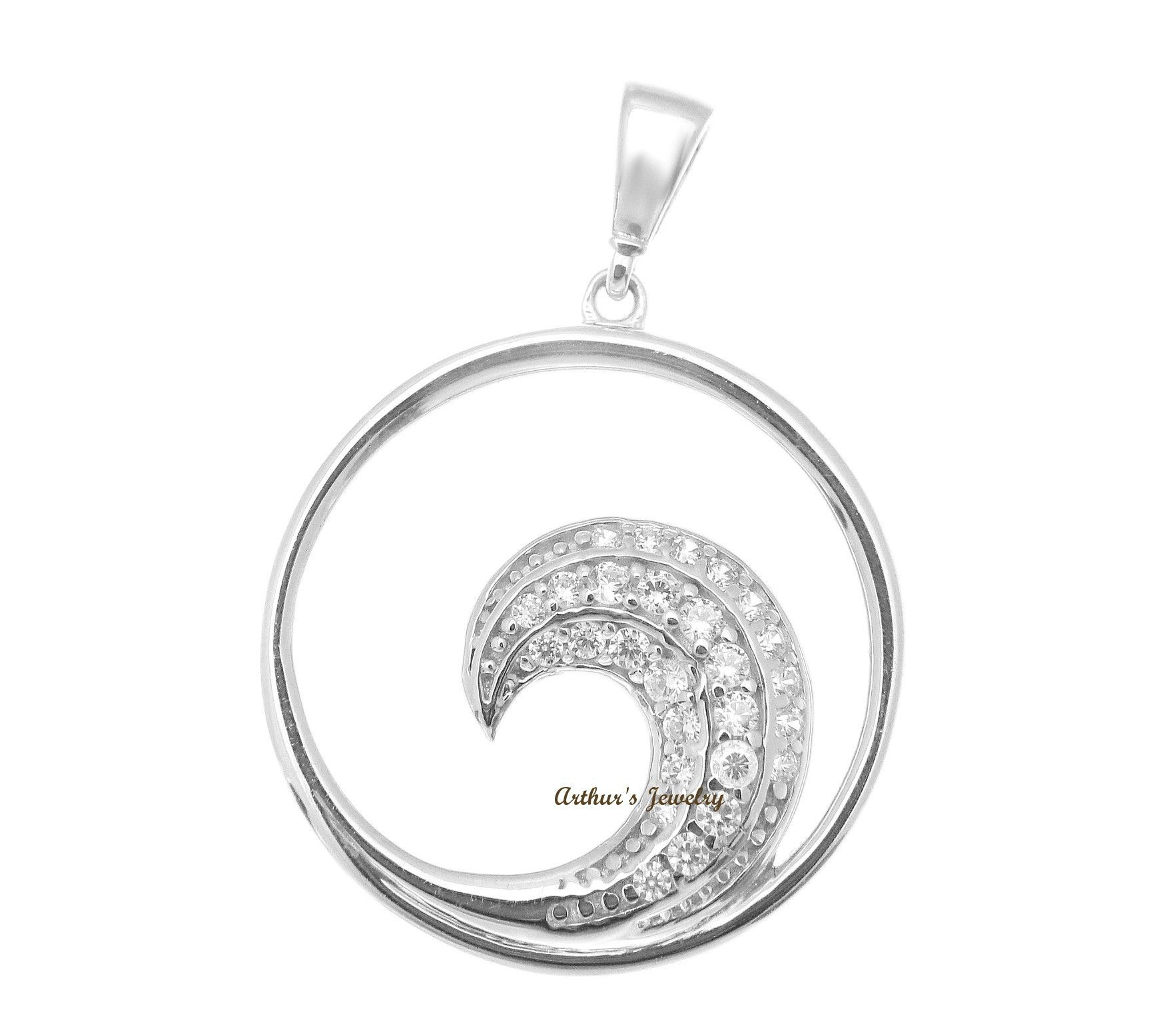 jewellery sheila pendant collections ocean fleet wave