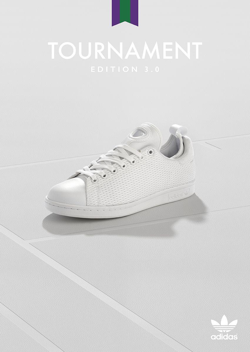 adidas Originals Tournament 3.0: Stan Smith