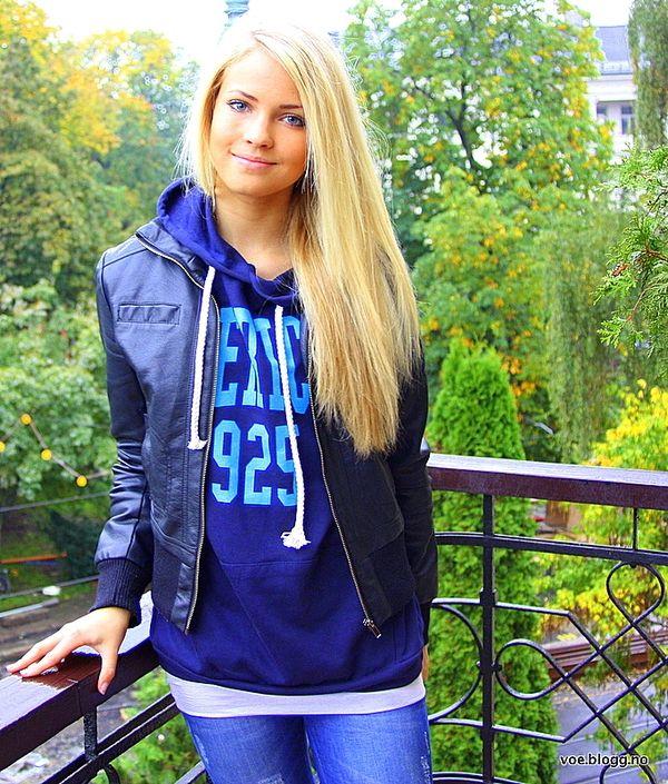 Emilie Nereng  Emilie Voe Nereng  Fashion, Jackets -9762