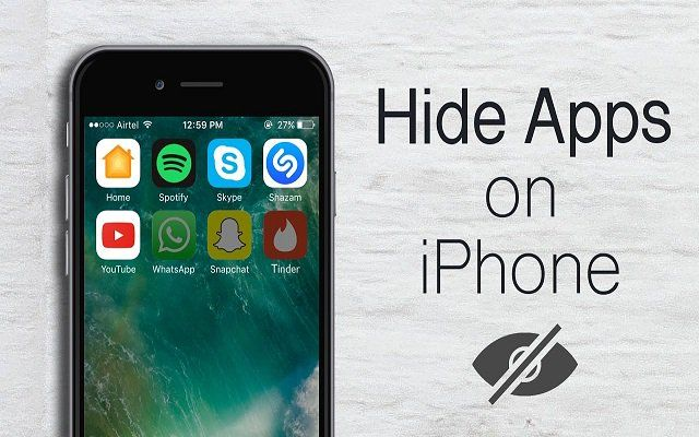 Here is How To Hide Apps On Your iPhone (Hide Apps On iOS