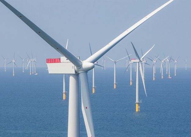 West of Duddon Sands Offshore Wind Farm located 14 kilometres (87 - wind turbine repair sample resume