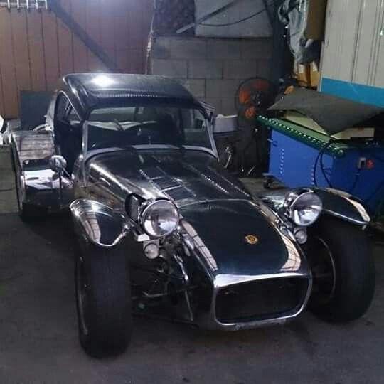 Caterham Kit: Lotus 7, Cars And Caterham