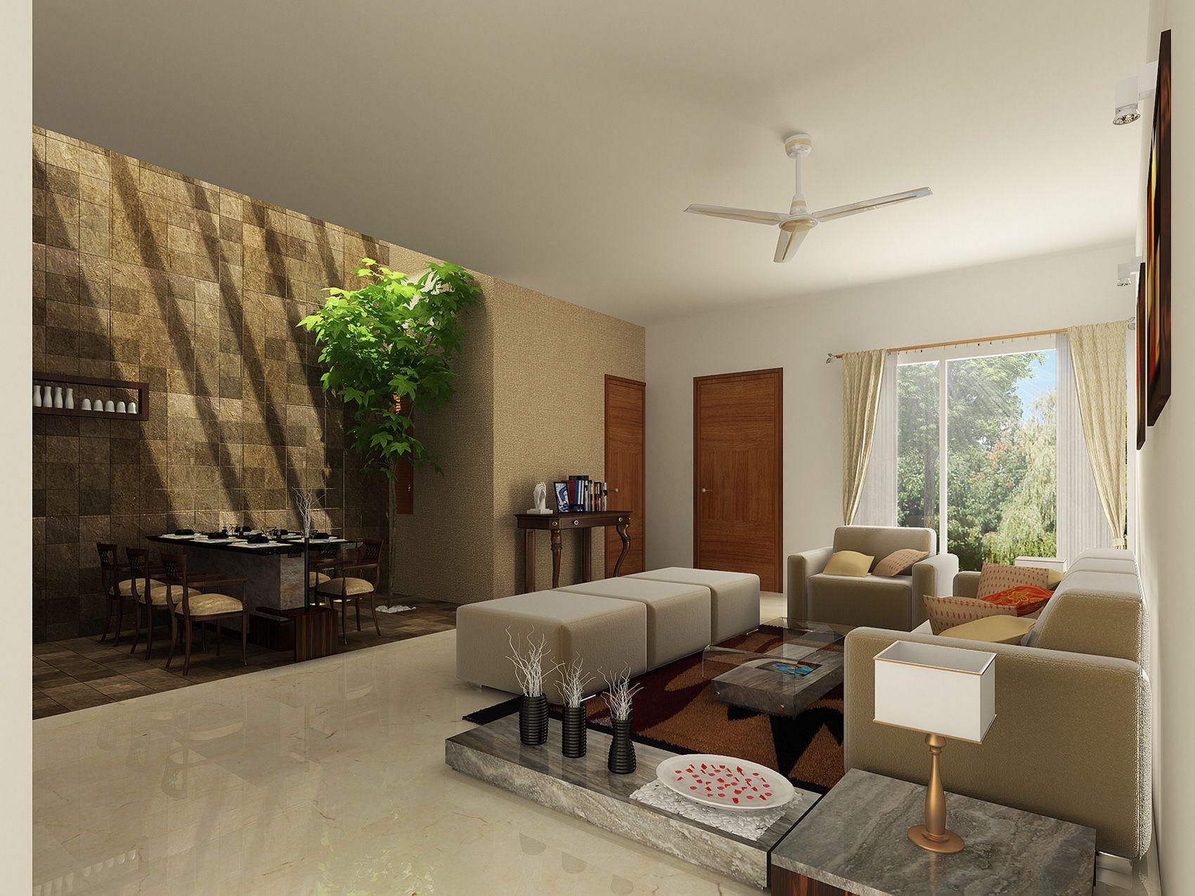 Kerala Home Dining Area Interior Modern