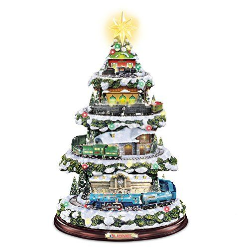 Lionel Christmas Train Light Up Christmas Tree With Sound Christmas Train Toy Train Christmas Tree