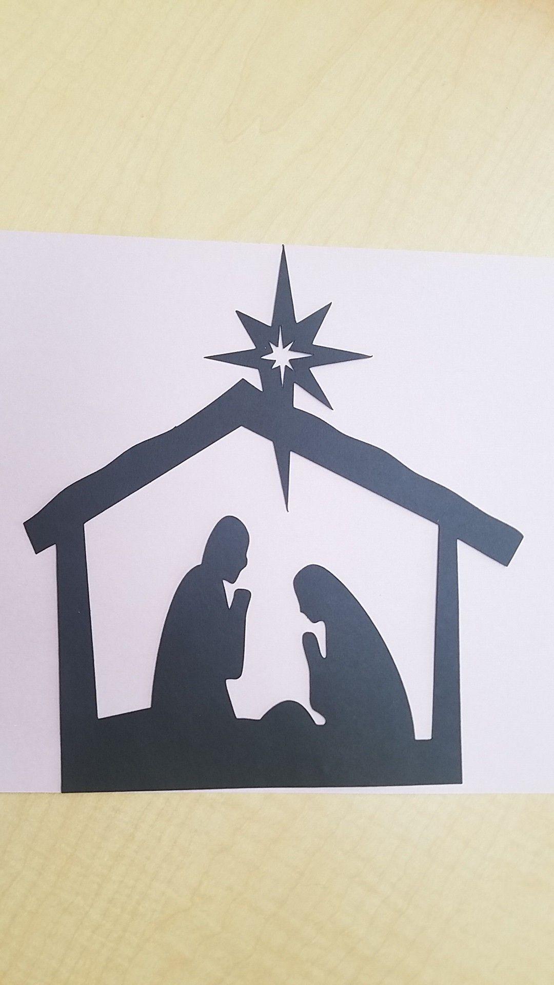 Nativity Scene Art