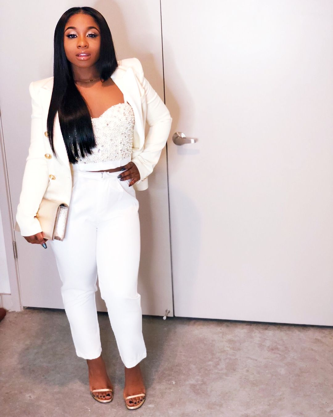 Reginae Carter | Cool outfits, Outfits, Cute outfits