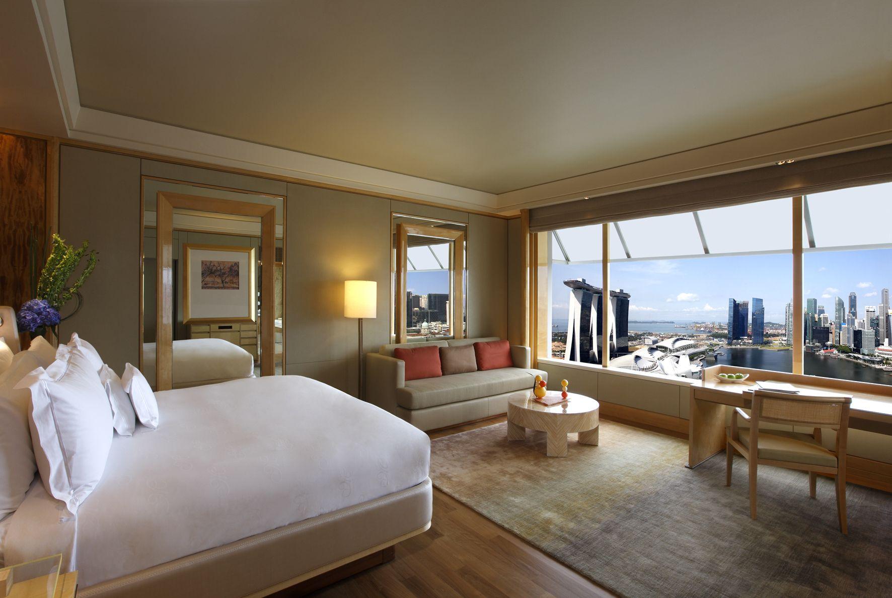 Marina Bay Sands Singapore Connoisseur S Hotel Bedroom Decor