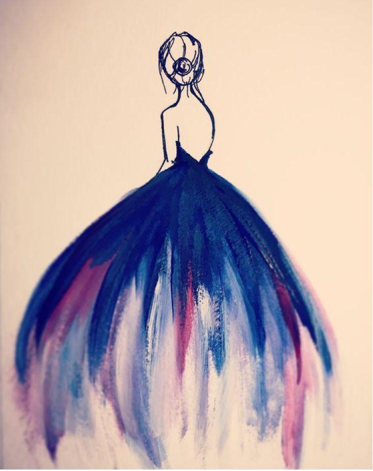 People Art Drawings Art Painting Watercolor Art