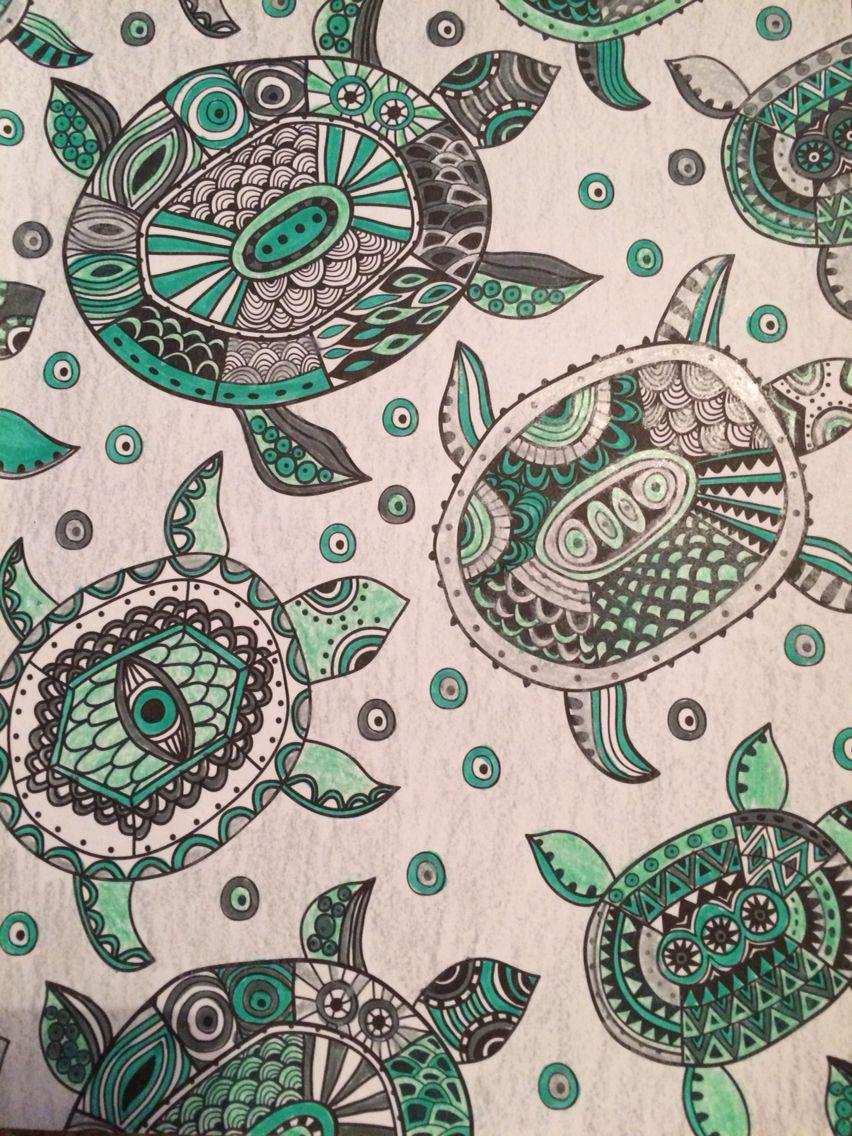 Color art mandala wonders - Living Wonders Color Art