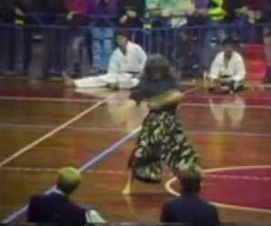 World Kickboxing Championships, Italy 1991, USA Team