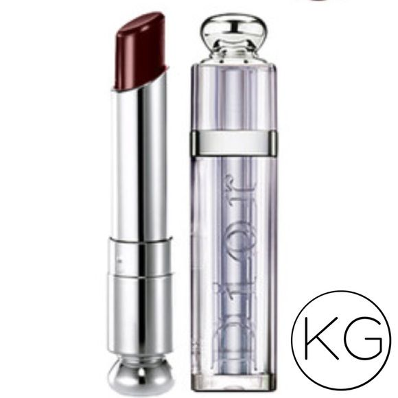 """Dior Addict Lipstick in Perfecto In excellent condition- swatched only! •Color Perfecto #991- """"vibrant color, spectacular shine""""- berry magenta with light shine •0.12oz container •Fully sanitized and ready for use •Packaging included •Retail $35 no trades nor lowball offers Thank you for shopping in my closet! Dior Makeup Lipstick"""