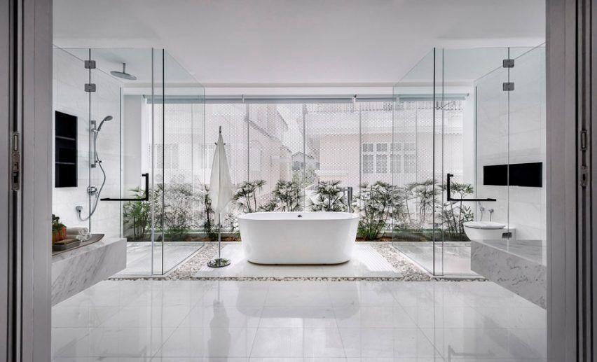 Greja house washroom badkamer pinterest badkamer
