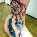 Significado da Tatuagem de Filtro de Sonhos