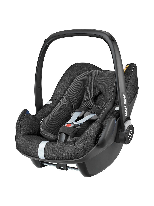 Maxi Cosi Pebble Plus I Size Group 0 Baby Car Seat Nomad Black Baby Car Seats Car Seats Baby Car