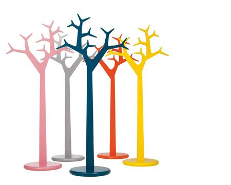 Garderobenständer clipart  Tree designed by Michael Young & Katrin Olina for Swedese | Girls ...