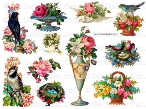Exceptionnel FURNITURE DECALS DIY SHABBY CHIC FRENCH IMAGE TRANSFER  VINTAGE LABELS STICKER