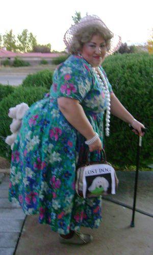 lost dog diy costume gotta lay off the pasta lady lol halloween costume pinterestcomegiftshalloween costumes