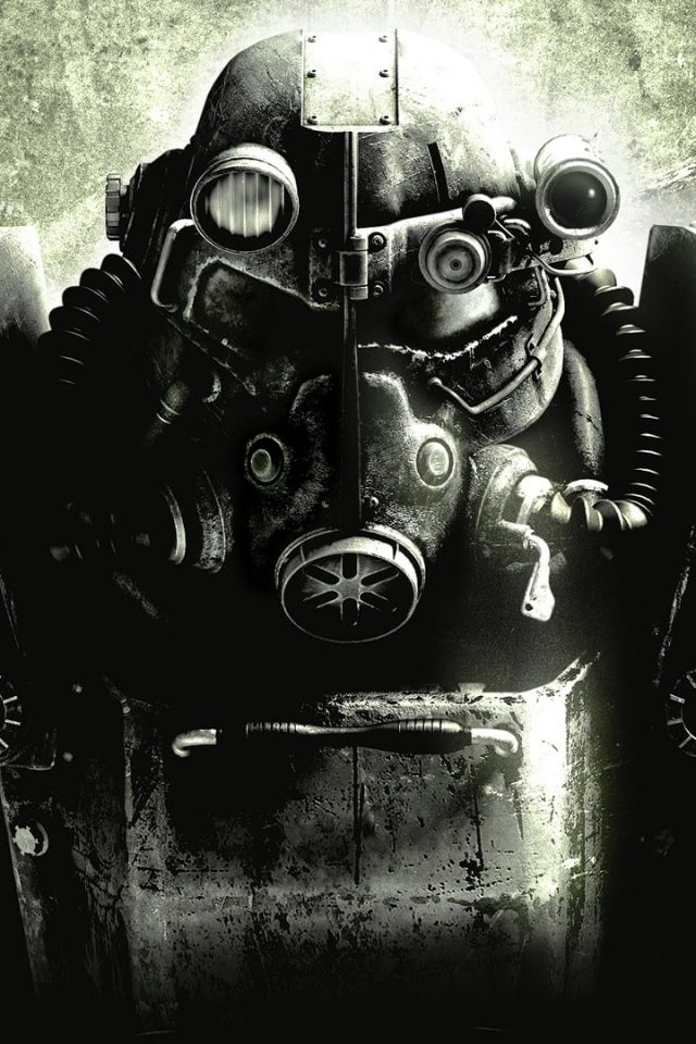 Fallout 3 New Vegas Wallpaper For Mobile Iphone 640x960