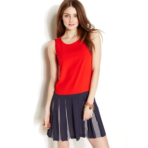 Zooey Deschanel For Tommy Hilfiger Tennis Dress From Macy S On Catalog Spree