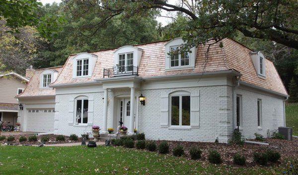 Mansard Roof Cedar Shingle House Addition Ideas Residential Roof Design Cedar Roof Mansard Roof Shingle House