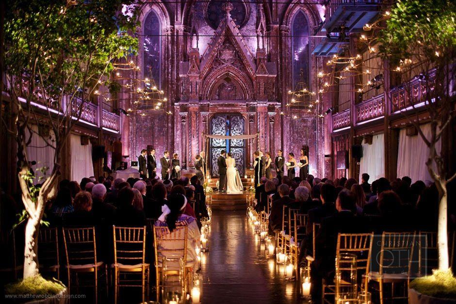 Angel Orensanz New York Winter Wedding Matthew Robbins Design