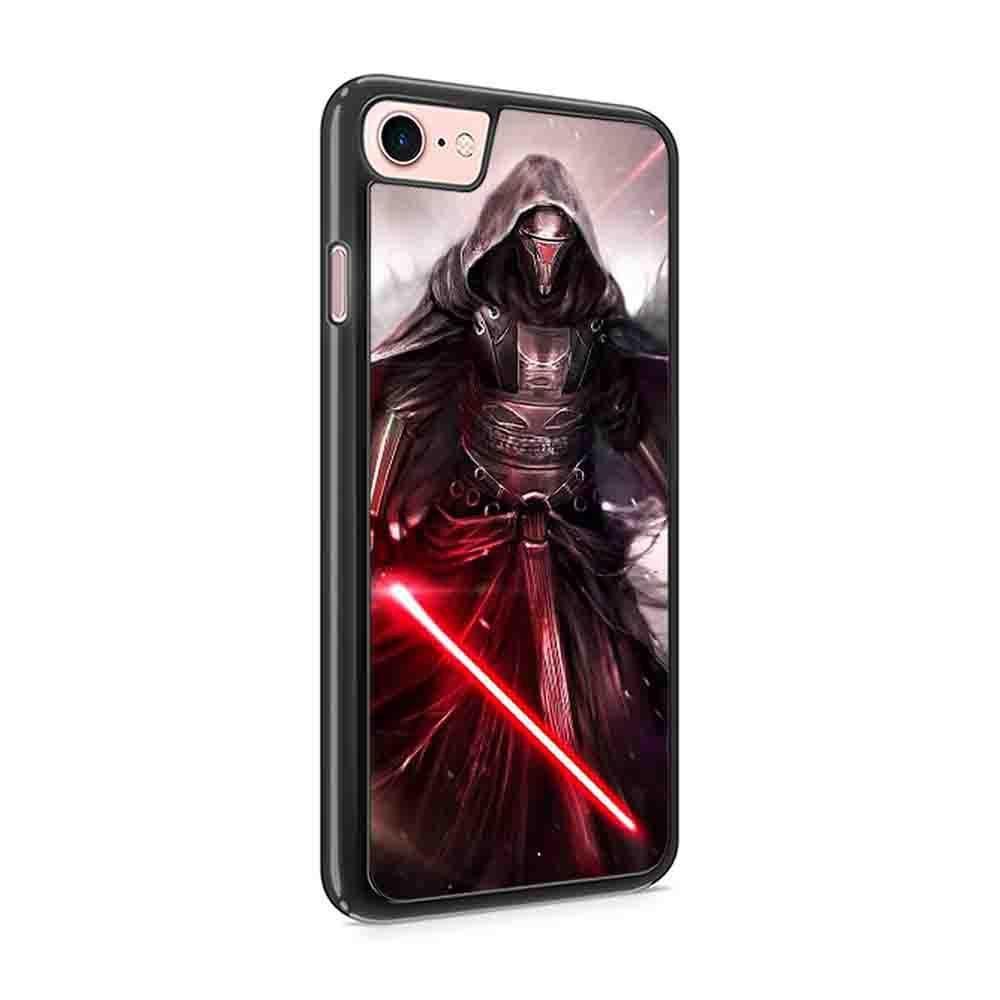 Star Wars Darth Revan Iphone 7 6 5 Case Star Wars Darth Revan Star Wars Darth Star Wars