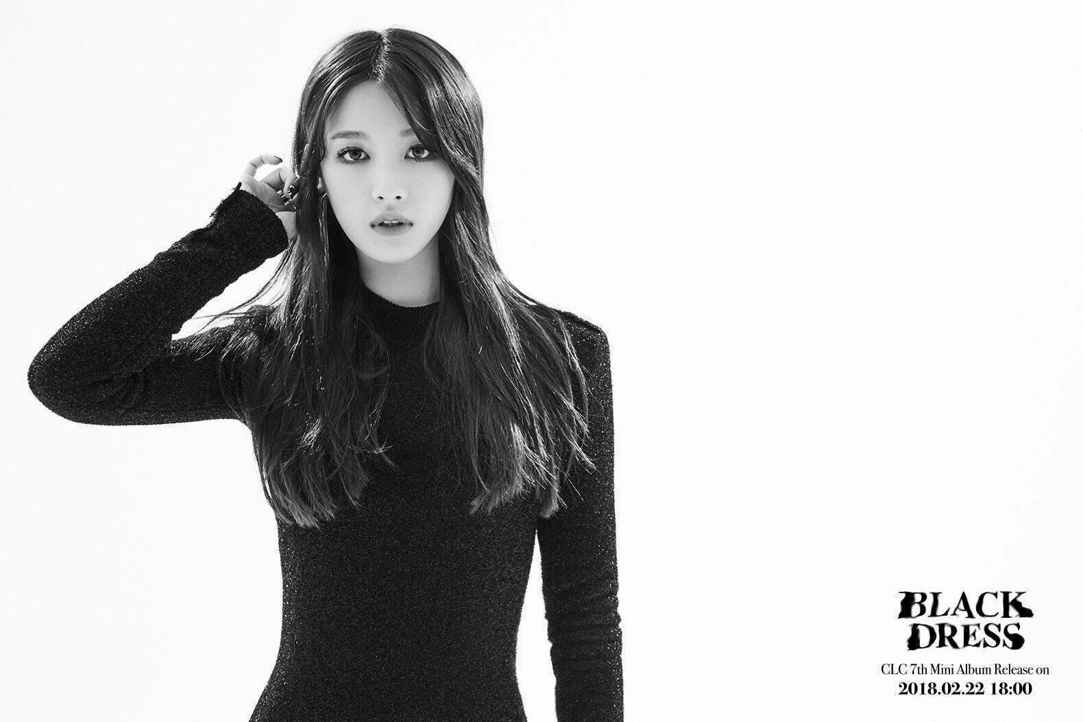 Resultado de imagen de seunghee black dress