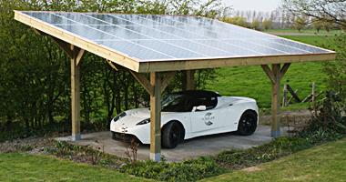Your Questions Answered Tesla Motors Solar Panels Carport Solar Car