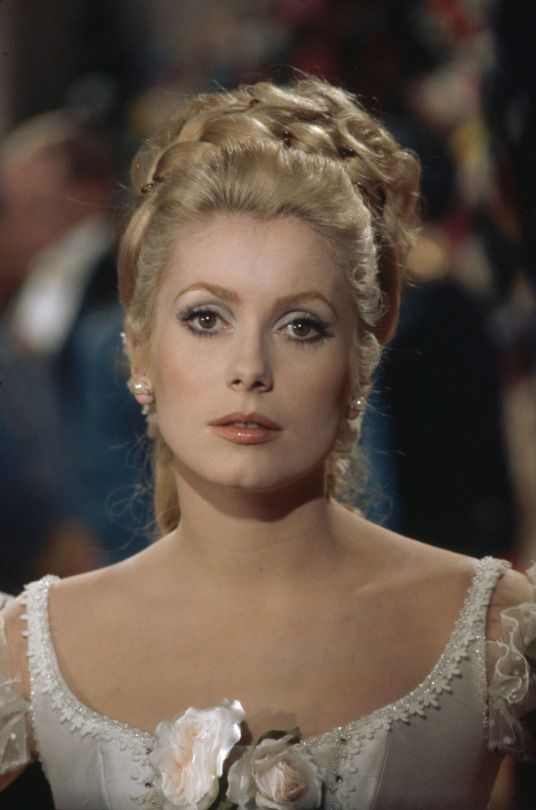 Catherine Deneuve in Mayerling directed by Terence Young, 1969. Photo by Terry O'Neill