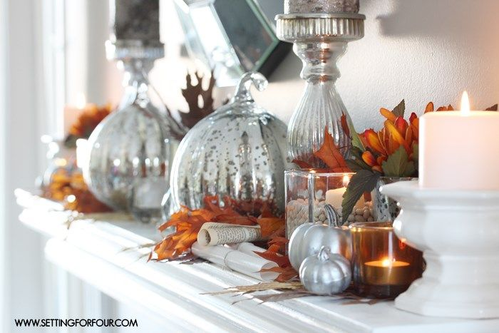 Get Nice Thanksgiving Decoration Do it Yourself Project 7
