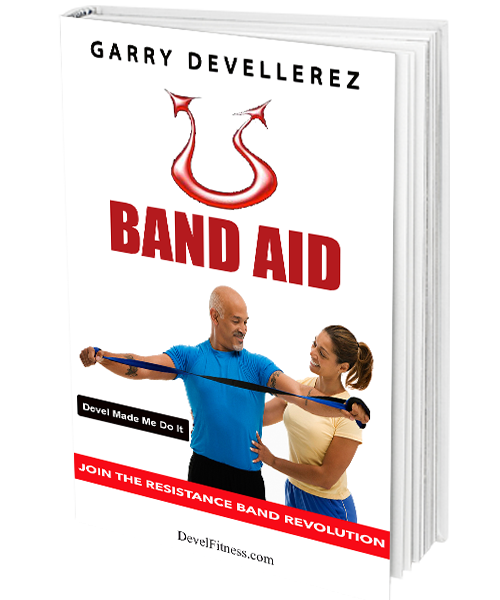 Devel fitness Band Aid – Soft Cover Book http://develfitness.com/product/soft-cover-book/ #bandaid #resistancebands #superbandexercises
