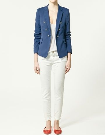 TAILORED BLAZER  - StyleSays
