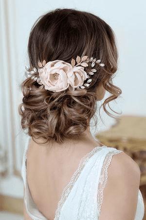 Coiffure mariage invitée I 55 coiffures simple et chic à