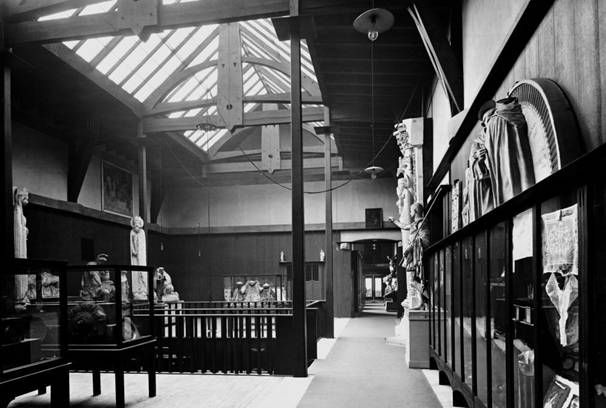 Glasgow School Of Art Mackintosh Building