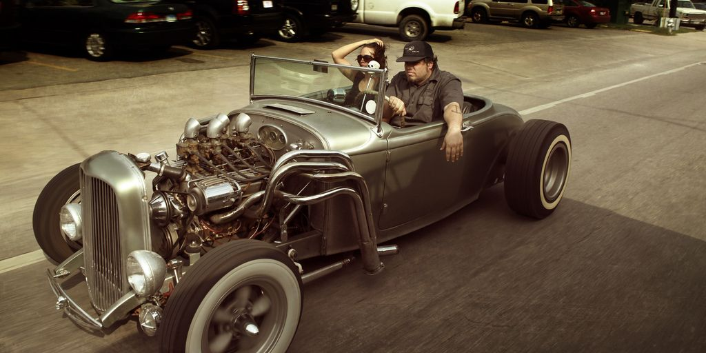 Austin Speed Shop - A Sunday Drive