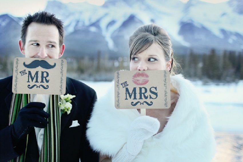¿Cómo celebrar bodas de invierno y que salga todo perfecto? - https://amor.net/bodas-de-invierno-salga-perfecto/
