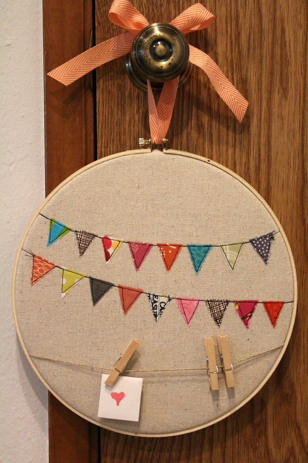 A Quilter\'s Table: Zakka Along Week 23 :: Happy Garland Message ...