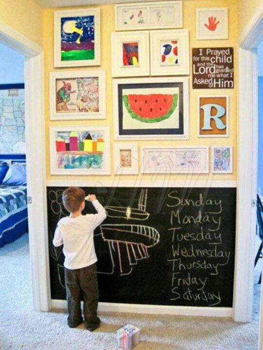 45 Chalkboard Ideas For Kids Kids Room Kid Spaces Kids Room