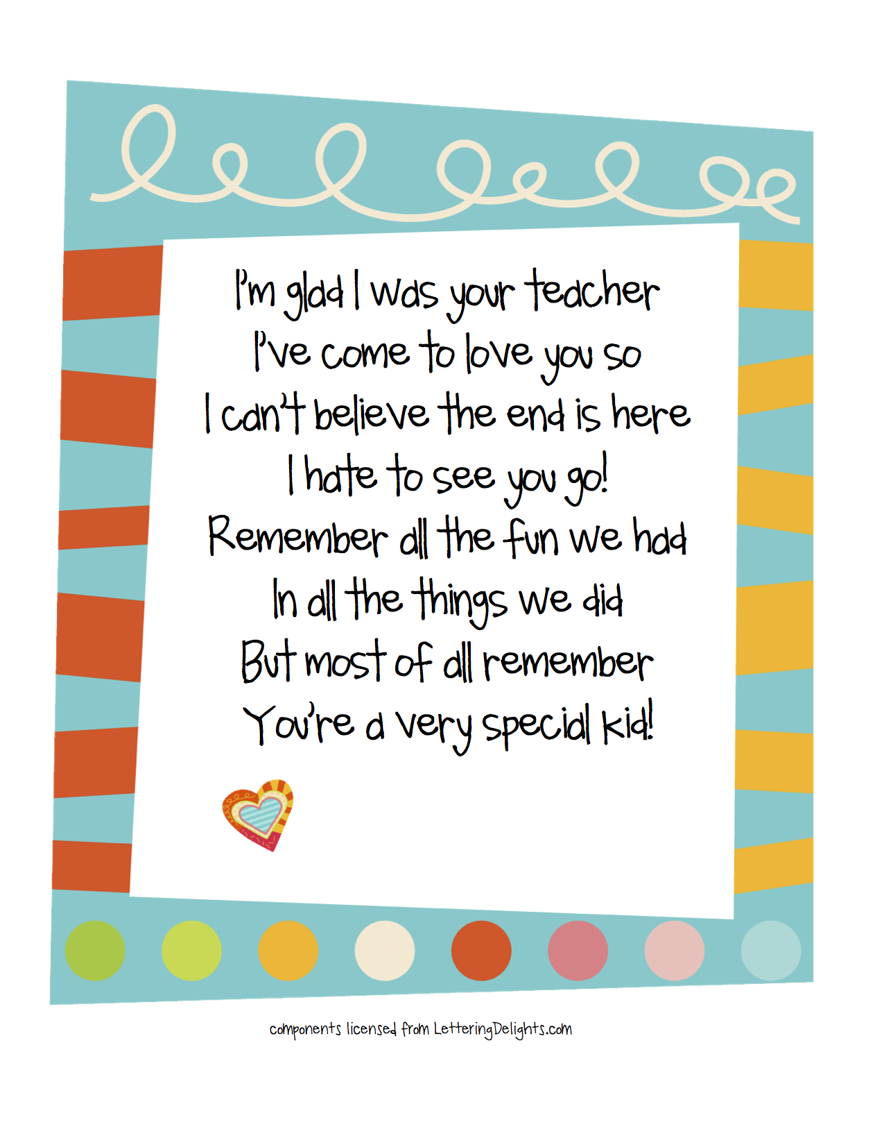 what to say at a preschool graduation end of year poem school poem school and 726