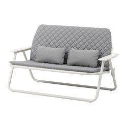 Zweisitzer Sofas Mit Stoffbezug Fürs Wohnzimmer Ikea Draußen