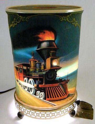 1956 Econolite Motion Lamp W Tag John Bull Locomotive Model 763 Train Motion Lights Motion Lighting Light My Fire