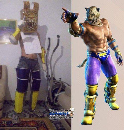 King - Tekken | You do you boo | Funny cosplay, Funny