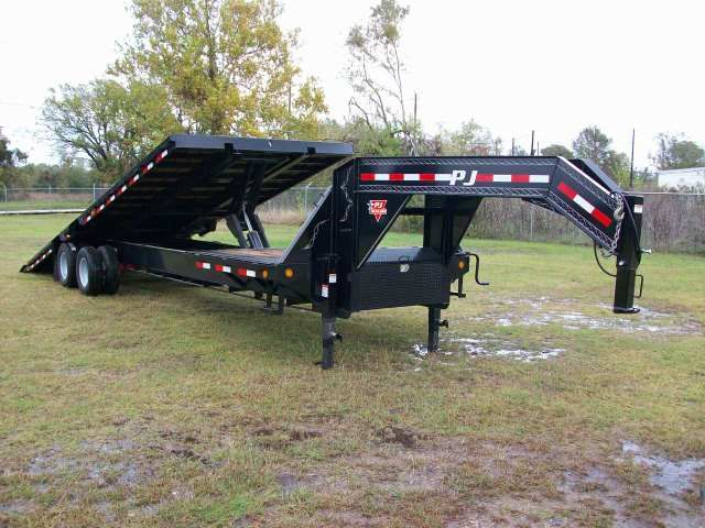 Tilt Container Trailers For Sale In Tx Nationwide Trailers >> Pj Trailers 32 Flatdeck Tilt Tandem Dual Special Order Only