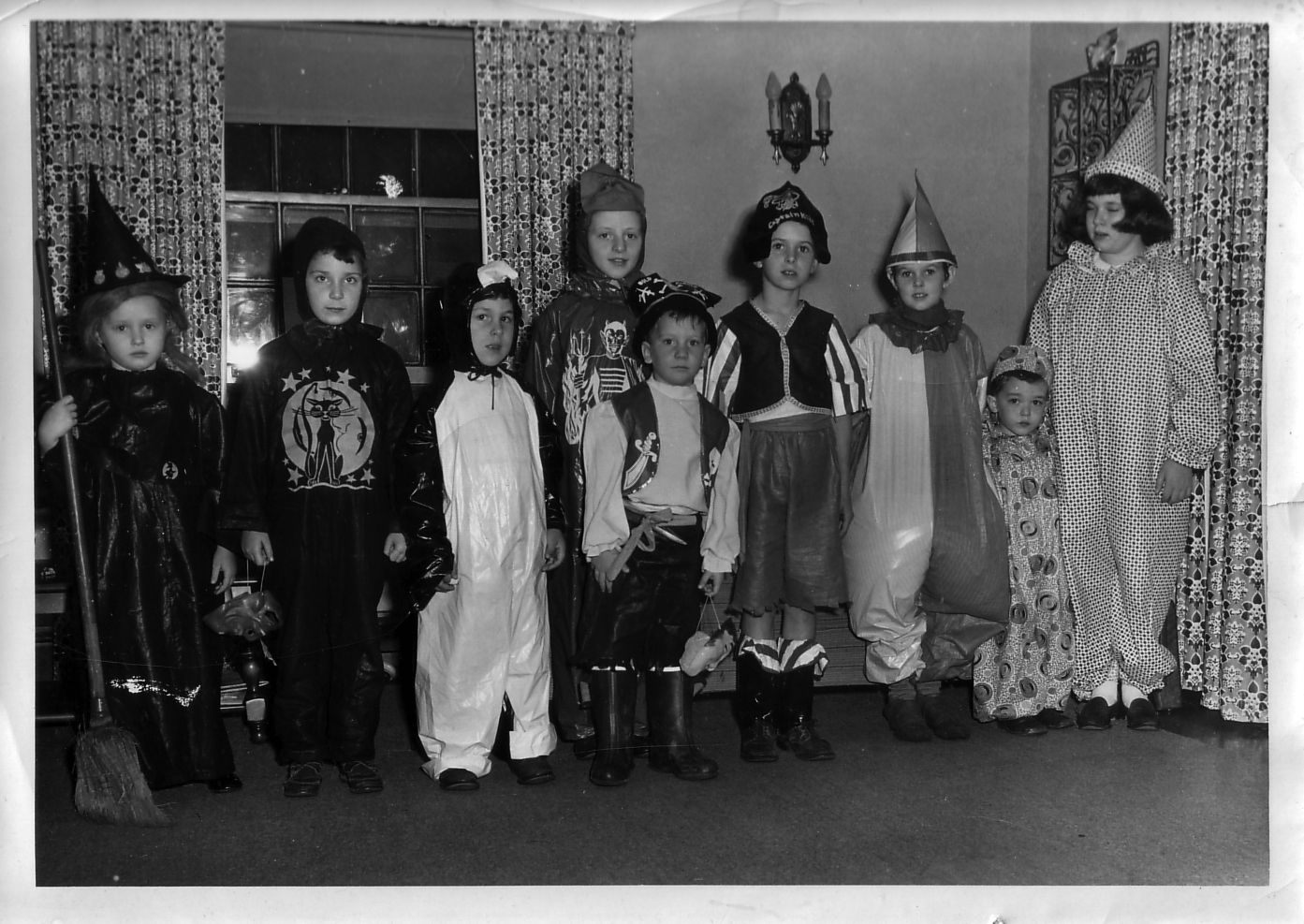 ... 1950 s america history of halloween life in the 50 s pinterest ...  sc 1 st  The Halloween - aaasne & Halloween Costumes 1950s - The Halloween